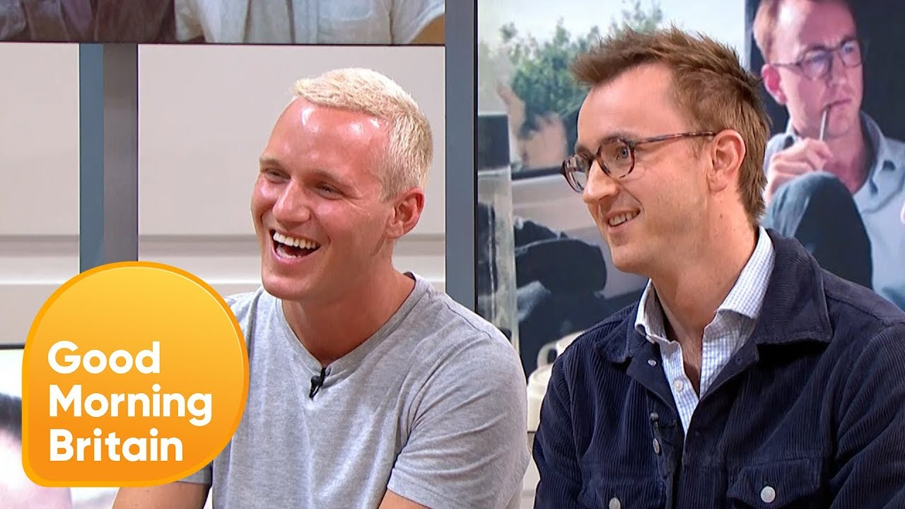 Jamie Laing and Francis Boulle Take Their 'Private Parts' on Tour! | Good Morning Britain