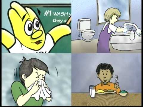 Image result for henry the handwasher visits the school