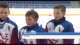 """""""Красная звезда"""" - хоккейная команда Краснокамска"""