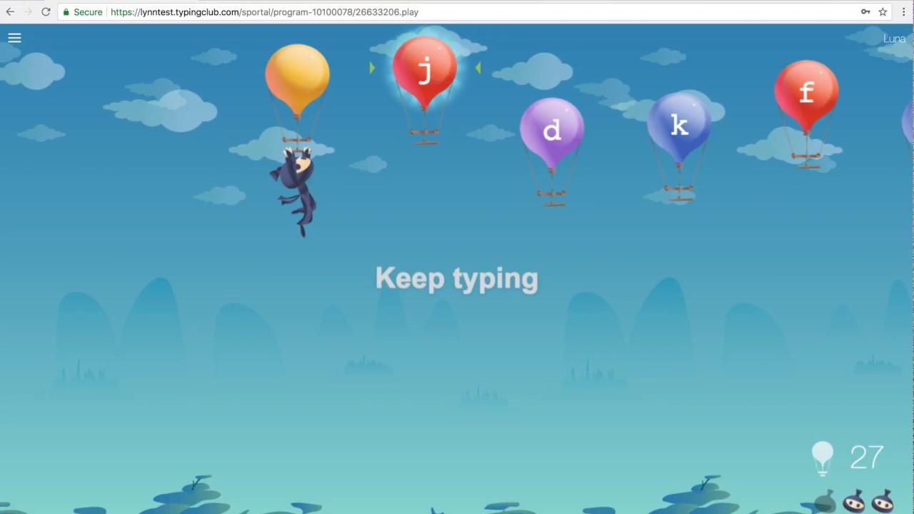 Chromebook App Hub | TypingClub School Edition