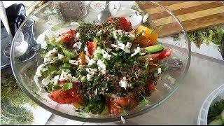 Любимый салат. Ежедневно, с аппетитом!