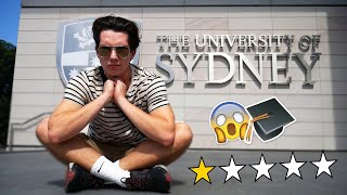 SHOULD YOU GO TO THE UNIVERSITY OF SYDNEY IN 2019