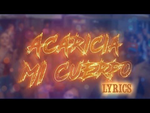 Tony Colombo, Emiliana Cantone, Alessio - Acaricia Mi Cuerpo - OFFICIAL VIDEO LYRICS