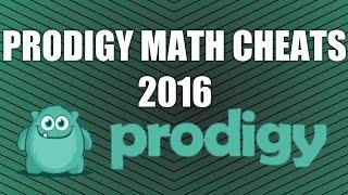 Prodigy Math Games Hack/Glitch/Cheat (Still Works 2018) (ReUpload)