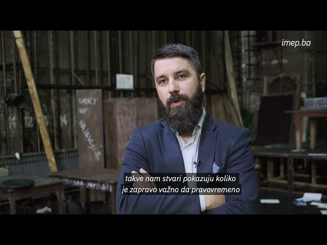 #PustiPričuDaŽivi - Mirza Ćatibušić