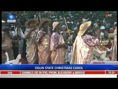 Ogun State Christmas Carol 2016 Pt 13