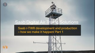 homepage tile video photo for Saab r-TWR development and production - how we make it happen!