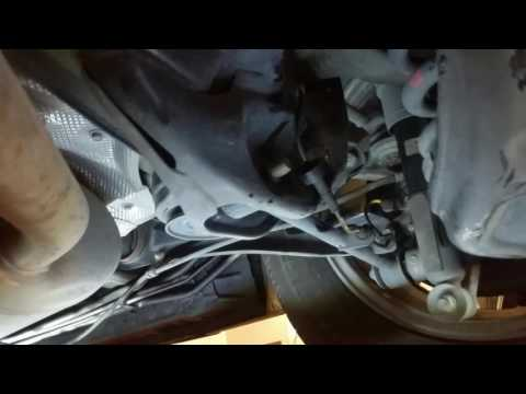 Honda Odyssey Power Sliding Door Not Working Due To A Bad Abs Speed Sensor Fixed Youtube