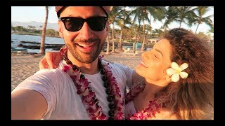 Fairmont Orchid Tour / Kona Hawaii  - Day 1 & 2