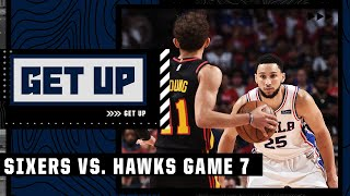 Hawks vs. 76ers Game 7 highlights and analysis: Is it time to move on from Ben Simmons? | Get Up