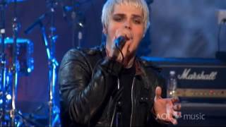 [My Chemical Romance] - Welcome to the Black Parade (Live) - AOL Sessions (2007)