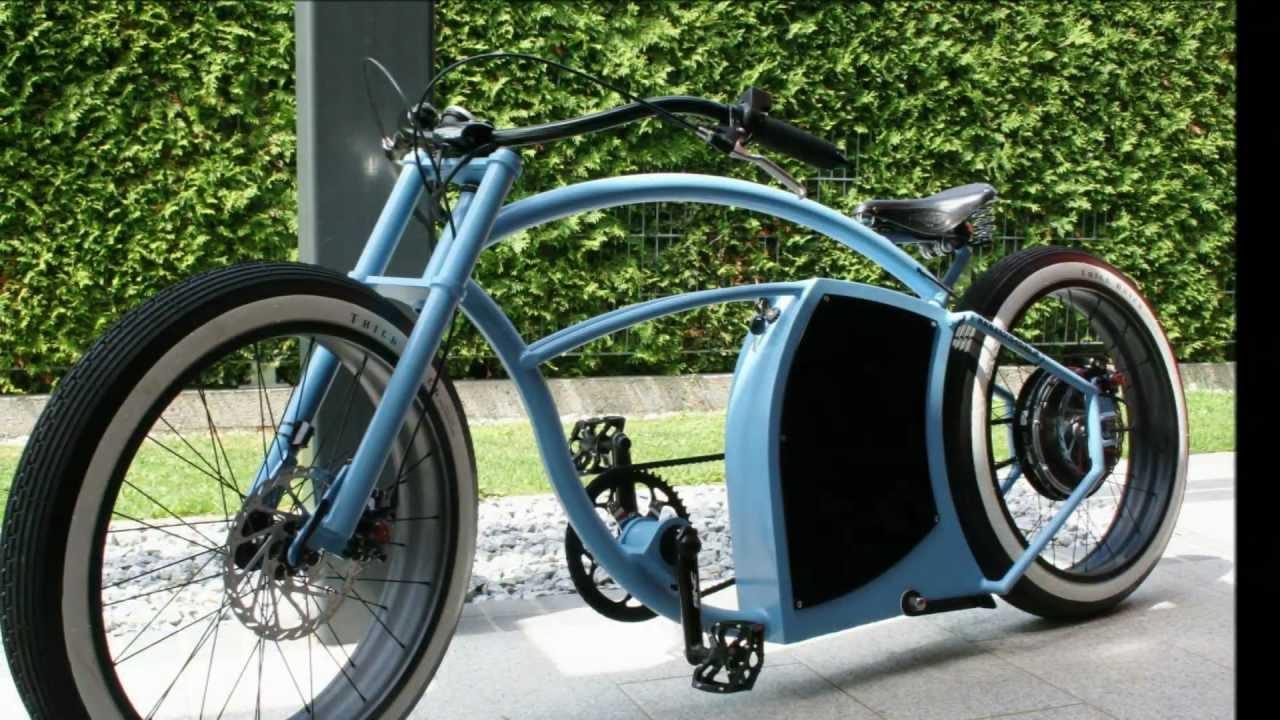 e bike enorm v2 custom cruiser youtube. Black Bedroom Furniture Sets. Home Design Ideas