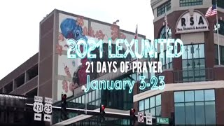 LexUnited 21 Days of Prayer | Day 7: Businesses & Non-Profits