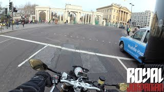 Yi 4K+ on a BMW S1000Rs