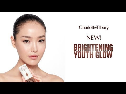 How To Use My New Brightening Youth Glow   Charlotte Tilbury