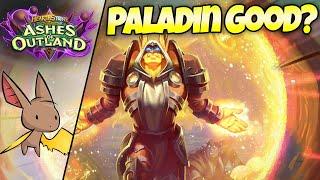 Highlander Paladin...Good?... | Firebat Hearthstone