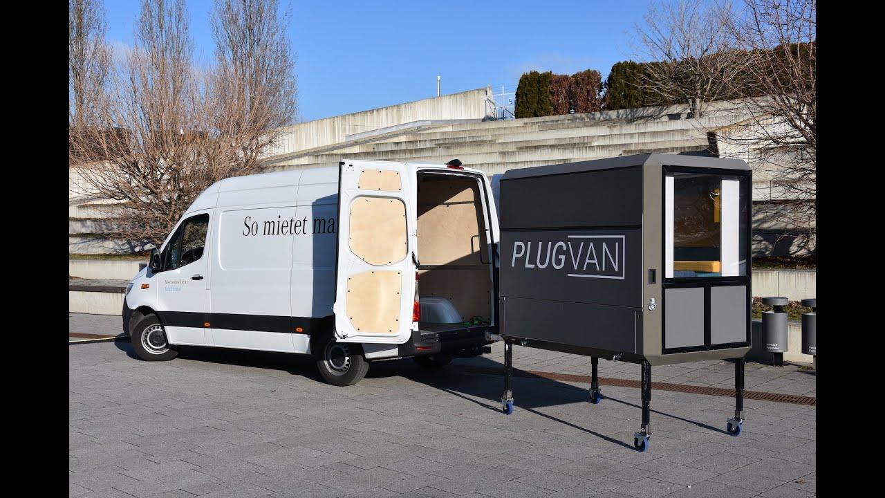 Camping Module für Kastenwagen - PlugVan