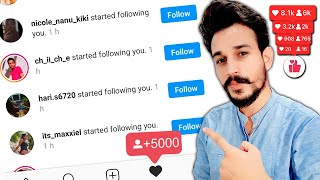How to get followers on Instagram (2020) | How to increase Instagram followers and likes in 2020
