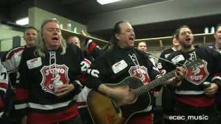 'Life is a highway' by Juno Rockers vs NHL Greats