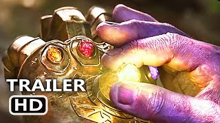 "AVENGERS 4 ENDGAME ""Final Hour"" Trailer (NEW 2019) Marvel Movie HD"