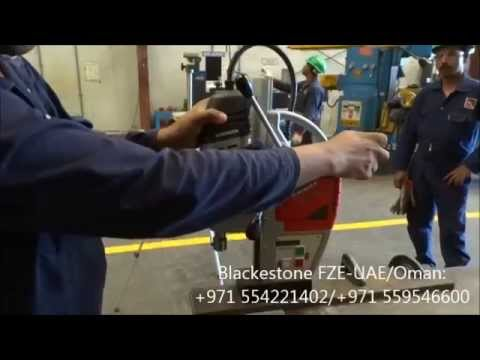 Euroboor Battery Magnetic Drilling machine ( Cordless), Blackestone - UAE  /OMAN