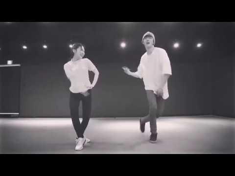 Couple Dance (Kim Seul Gi - Ahn Hyo Seop) (Hug Scene in the end)