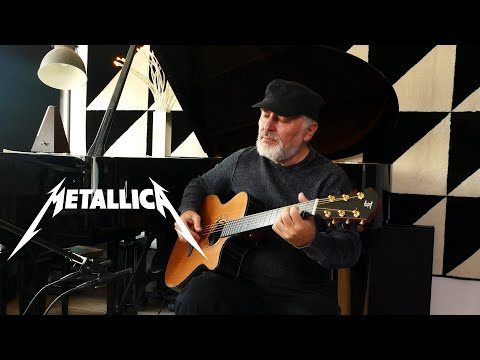 Nothing Else Matters [METALLICA] – Acoustic Fingerstyle Guitar Cover