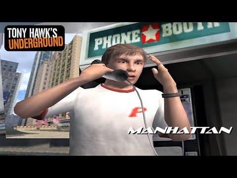 Tony Hawk's Underground: Manhattan (Sick Difficulty)