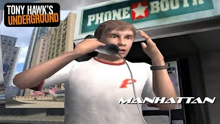 Tony Hawk's Underground: #2 Manhattan (Sick Difficulty)