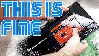 Restoring a Sega Master System/Power Base