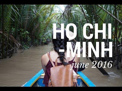Vlog 23: Ho Chi Minh!