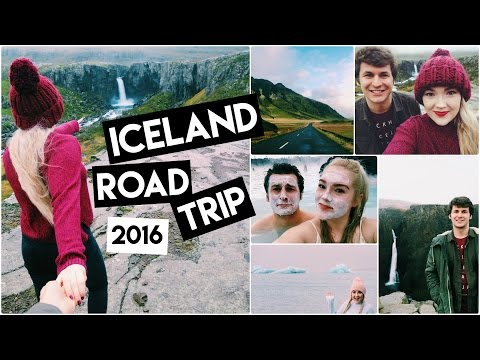Iceland Vlog | 7 Days Driving the Ring Road | October 2016