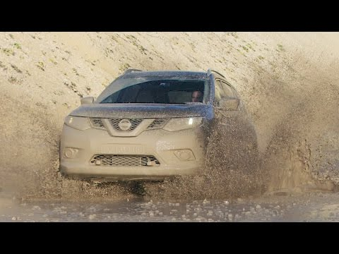 New 2017 Nissan X-Trail OFFROAD - Mud and Climbs - 2.0 Diesel 177-HP