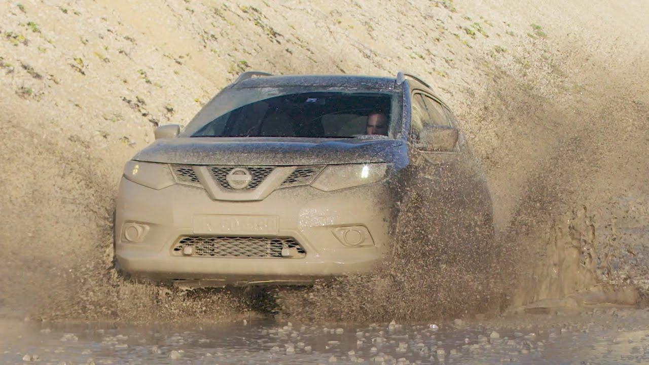 new 2017 nissan x trail offroad mud and climbs 2 0 diesel 177 hp Modified Nissan Tiida