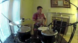 Senses Fail - Mi Amor - Anthony Ghazel (DRUM COVER COMPETITION)