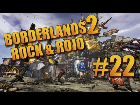 Borderlands 2 (#22) Rock & Rojo - Paintball, Kamikaze i The Ting Tings