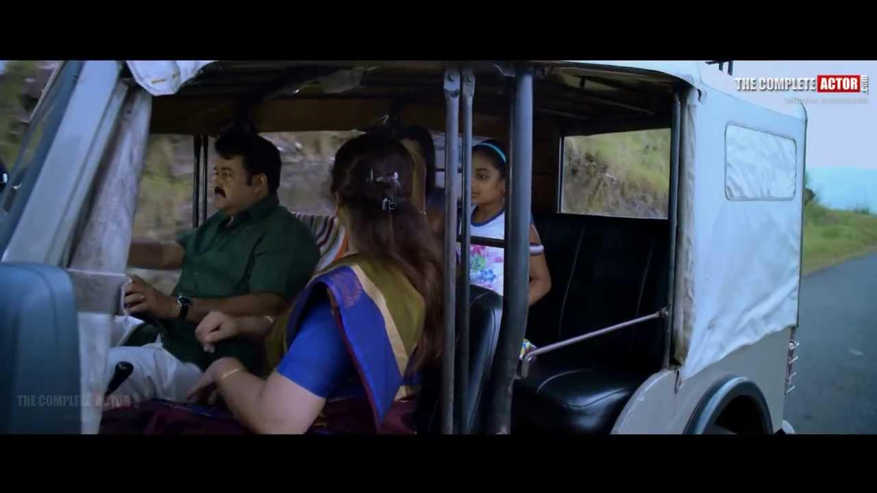 Marivil | Drishyam Malayalam Movie Song | Mohanlal | Jeethu Joseph