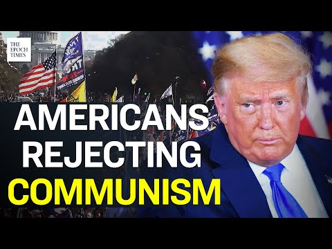Trump Supporters Rally in 50 States, Reject Communism | Epoch News | China Insider