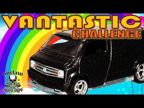 Vantastic Challenge Build Off