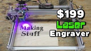 World Smallest Laser Engraver: Cubiio