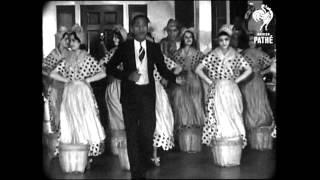 1930s Harlem, New York City (Speed corrected w/ soundtrack)