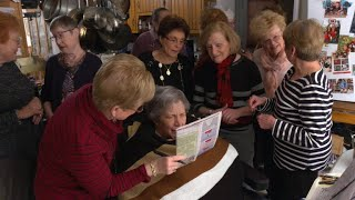 Circle of friends support woman battling MS for 21 years