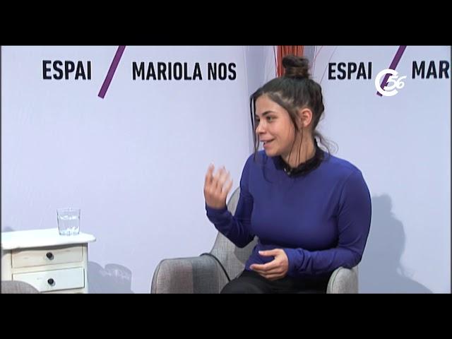 Lucia Alemany entrevista Mariola Nos