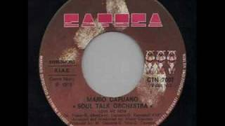 "Mario Capuano ""Soul Talk Orchestra"" - Love Me Now (1975)"