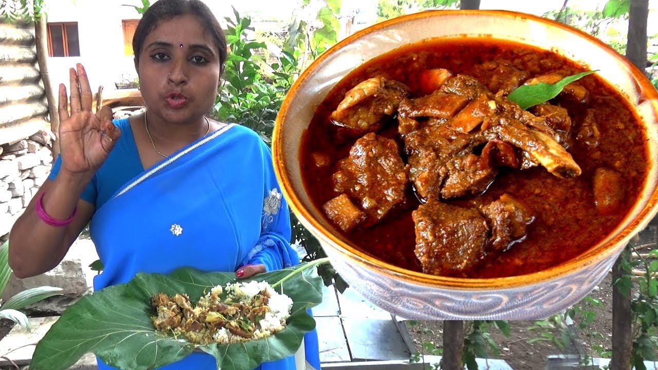 Village foods amazing lamb head curry recipe south indian village foods amazing lamb head curry recipe south indian cooking super tasty goat head recipe forumfinder Images