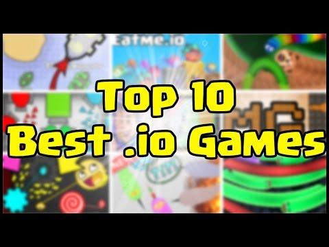 AGAR.IO Vs SLITHER.IO Vs DIEP.IO..... TOP 10 BEST .IO GAMES EVER!! Funnest .io Games!