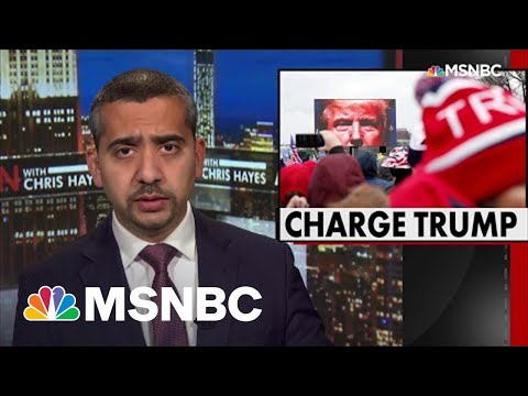 Mehdi: Why Hasn't Trump Been Charged For Attempting To Overturn Election?