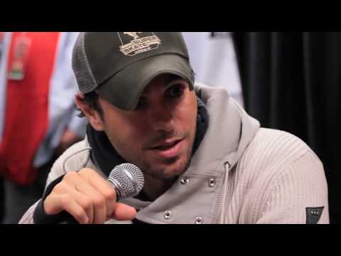 Enrique Iglesias Interview (Greg and Fernando at the Movin997 Triple Ho Show)