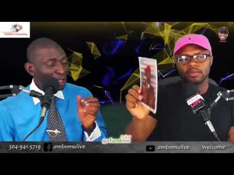 Let's Talk Ground work with Dr Akwanga Ebenezer  OnAmbomuive