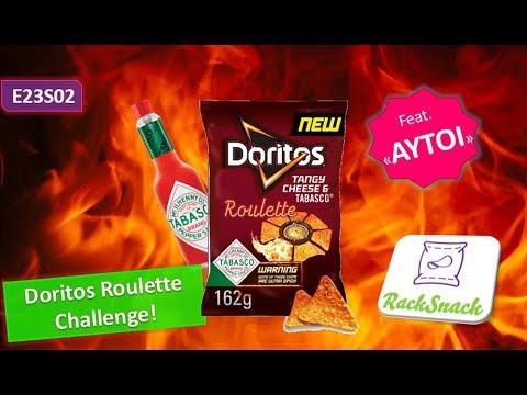 DORITOS ROULETTE Challenge